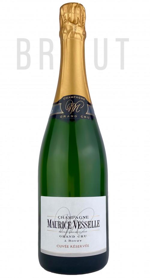 Champagne Brut Cuvée Réservée Grand Cru