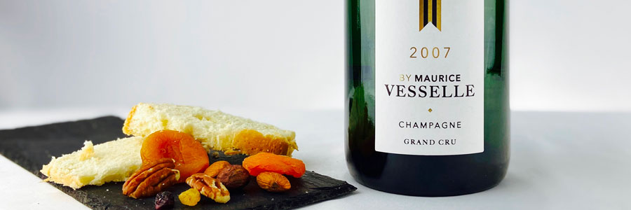 Champagne Maurice Vesselle Brut 2007